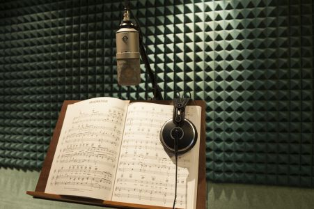 Sky Productions Studio & Neumann M149