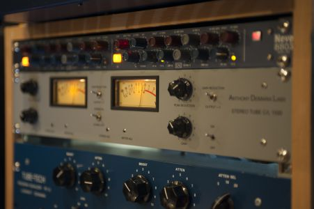 Neve 8803 Eq and ADL1500 Compressor