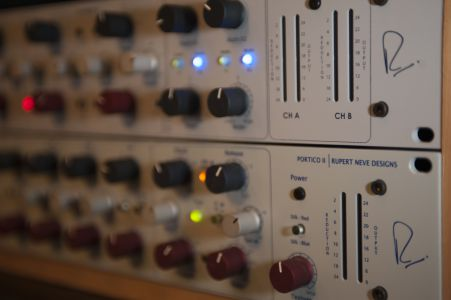 Rupert Neve Designs Portico II Channel & MBP